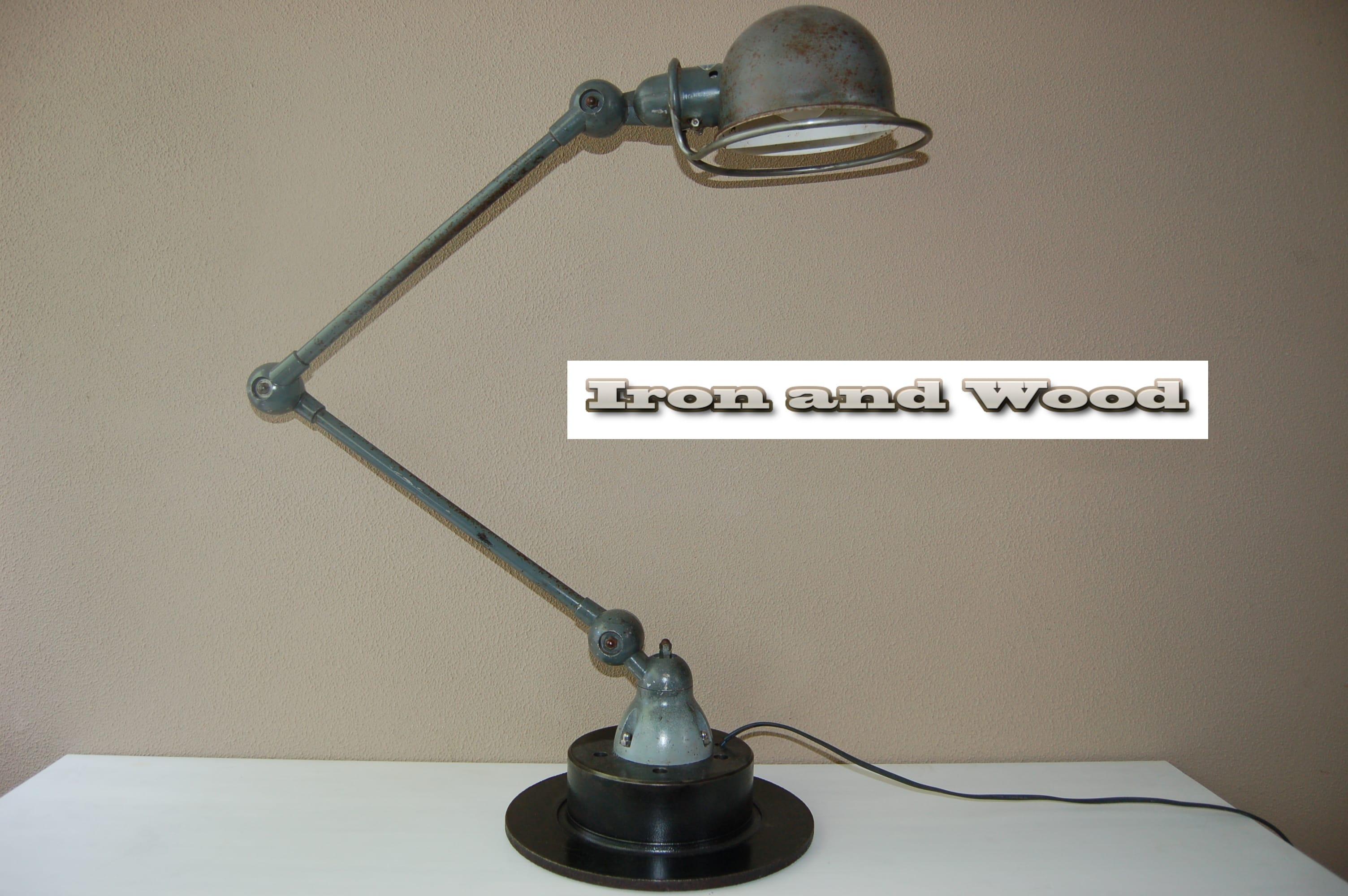 Captivating Grijze Jielde Lamp (1)