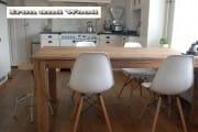Oud eiken tafel helsinki(1)