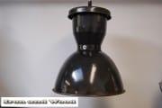 Diabolo lamp zwart emaille (2) d43h50 k4