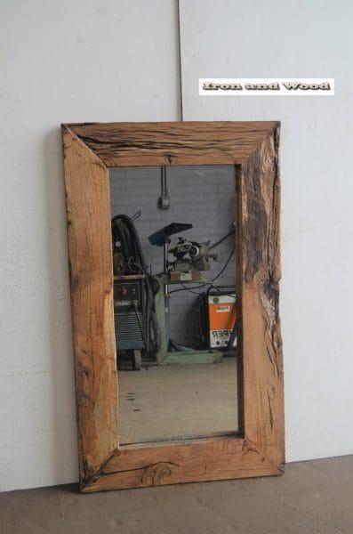 Spiegel eiken 121 x 70 L14 1