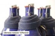 Blauwe emaille BK flessen (4)