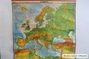 Oude kaart europa H175 B180 2 (4)