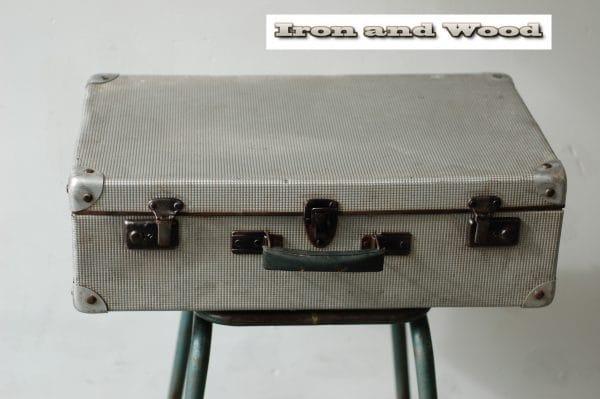 RVS koffer L60 B36 H 20 2