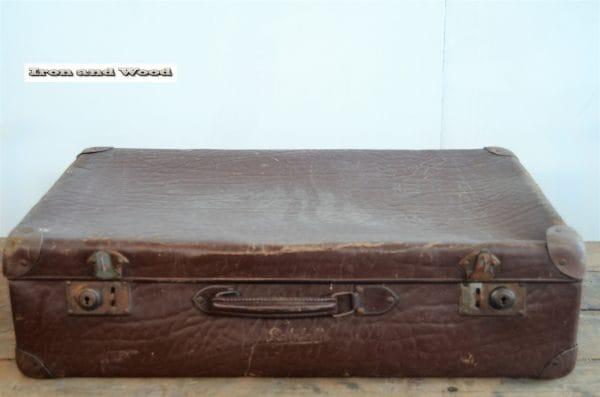 Bruin koffer 65x38x18 1