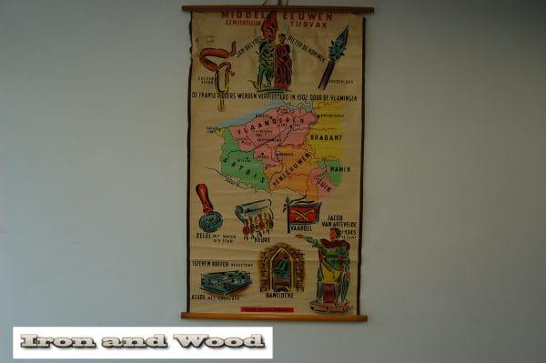 Kaart middeleeuwen gemeente tijdvak (1)