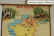 Kaart oud Belgie  (3)