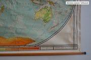 Oude Duitse wereldkaart H123 B220 6