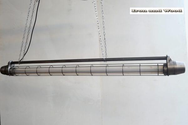 Gepolijste TL tube met melkglas tube 165 cm 5