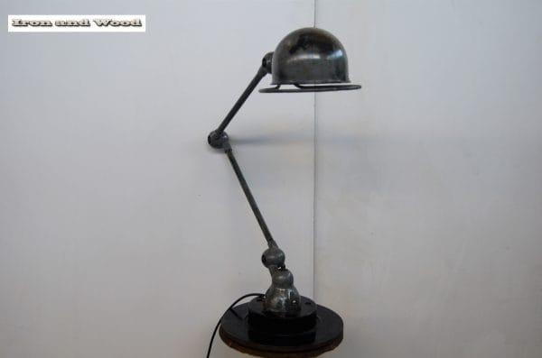 Grijze Jielde lamp 2