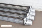 Overzicht grote gepolijste TL tubes 5