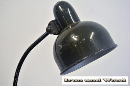 Vintage bureau lampen jielde lampen archieven iron and wood for Industriele schemerlamp