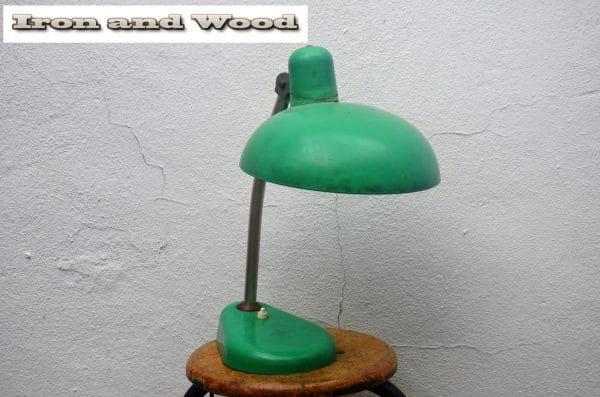 Knalgroene lamp H40 6