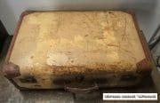 Oud brocante koffer 65x40x22 2