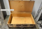 Oud brocante koffer 65x40x22 4