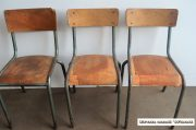 Groene Mullca stoelen 3