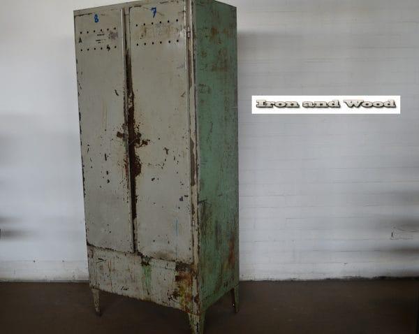 Locker 7 en 8 H186 B81 D50 6