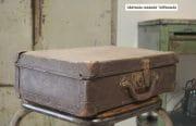 Koffer bruin 39x25x11 2