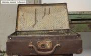 Koffer bruin 39x25x11 4