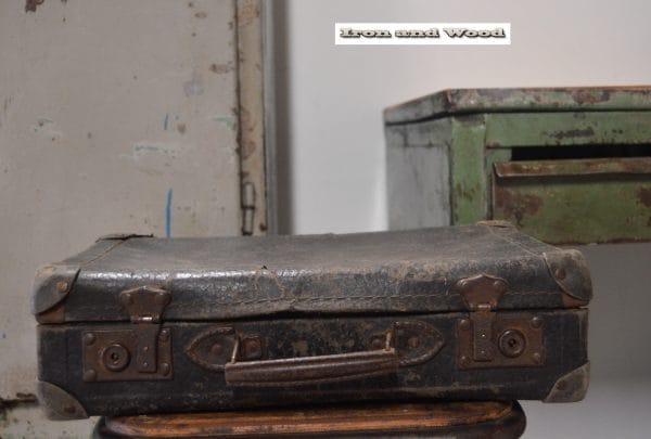 Koffer zwart 39x27x11 2