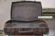 Koffer zwart 39x27x11 4