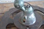 Groene 2 arm Jielde lamp H75 5