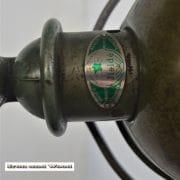 Oude groene Jielde 2 arm H 75 7