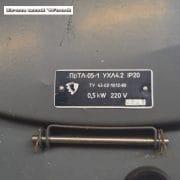 Spot op houten statief H165 D45x38 vierkant 8
