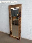 13 grenen spiegel blanke lak 147×55 l10 6 (Medium)