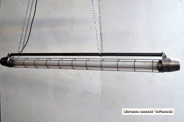 Gepolijste TL tube met melkglas tube 165 cm 1