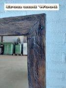 Spiegel eiken Black wash 69 x 55 L9 (4)
