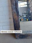 Spiegel eiken Black wash 69 x 55 L9 (5)
