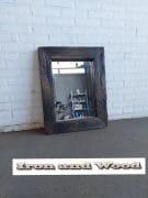 Spiegel eiken Black wash 69 x 55 L9 (8)