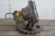 Gele industriele spot H32 D spot 28 D voet 35 6