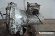 Industriele grijze spot H32 D spot 28 D voet 35 10