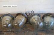 Kleine grijze industriele bully H25 D15 1