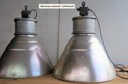 Industriele aluminium lampenen H77 D67 3