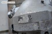Industriele bully met melkglas stolp H40 D36 4