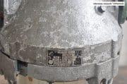 Industriele grijze bully H40 D36 2