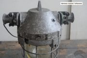 Industriele grijze bully H40 D36 3