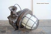 Oude industriele bully H32 D20 15 kg 2