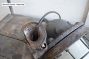Oude industriele bully H32 D20 15 kg 3