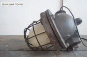 Oude industriele bully H32 D20 15 kg 7