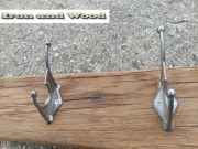 b eiken kapstok 5 zilveren haken 73 x 11 1 (2) (Small)