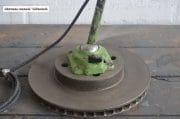 Schemerlamp groen zwart H82L17 Dvoet25 9