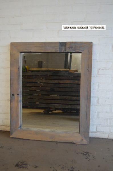 Spiegel grey wash beits 88 x 72 L9 6