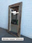 Eiken spiegel blanke lak 112 x 60 L10 (2)