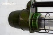 Grote groene TL tube L168 H18 10