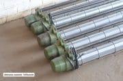 Overzicht grote groene TL tubes 5