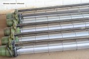 Overzicht grote groene TL tubes 7