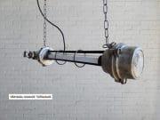 Gepolijste kleine TL lamp L66 D23 5